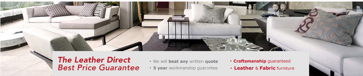 Leather Direct | Leather Couches and Leather Furniture of the Best Quality at the Best Price.