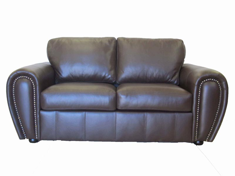 Chelsea Leather Couch