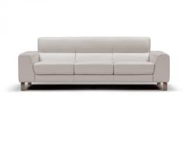 Colby Leather Couch