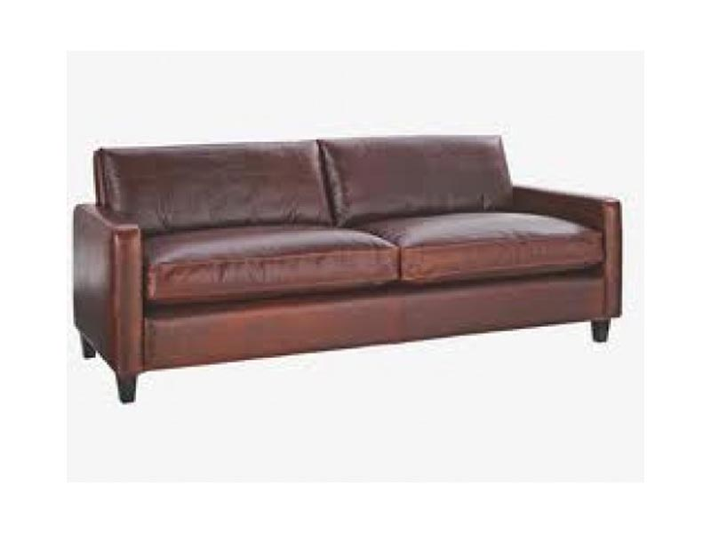 Remington Leather Couch