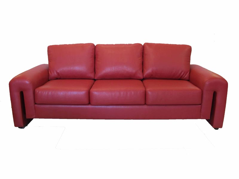 Rocco Leather Couch